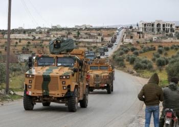 في إدلب .. تحشّد ترکي منعدم النظیر منذ عصر الإمبراطوریة العثمانیة