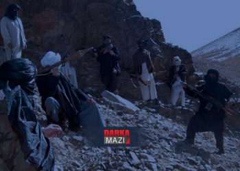 طالبان بدأت بأفعال غریبة!