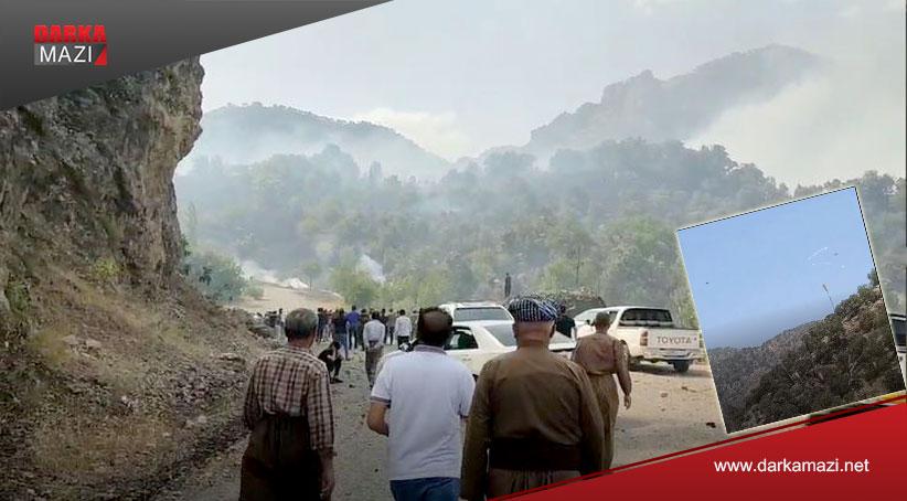 حزب العمال الكوردستاني البكك تتسبب مرة أخرى باستشهاد أهالي دهوك المدنيين