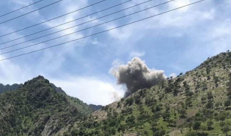 PKK li gunden Duhoke