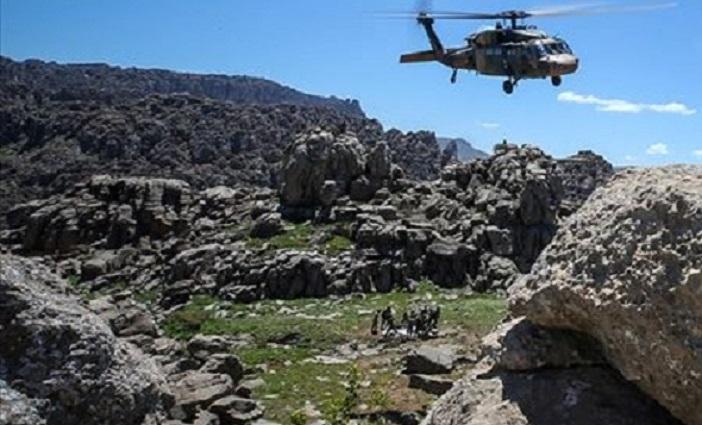 زرارهكه مهزن ل ئاگریێ ب PKK دكهڤه