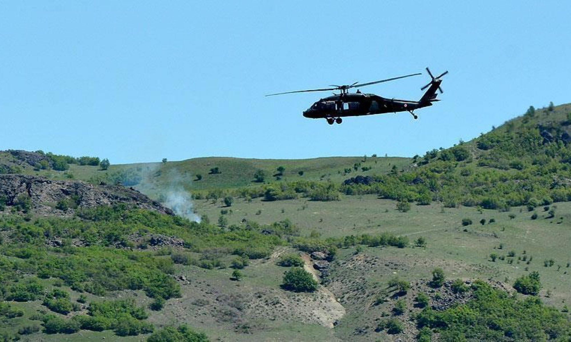ئۆپهراسیۆنا دۆلا مونز ل دژی PKK دهستپێكر