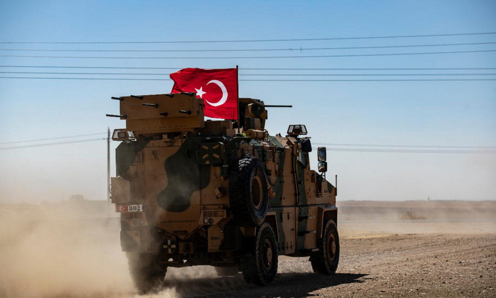 YPG ب مۆشهكێن تانك شكێن ل ئارتهشا تركیێ خست