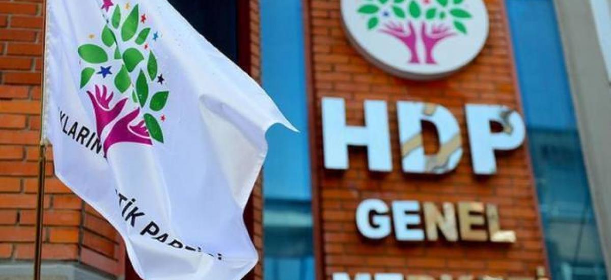 شاندەکە HDP سەردانا باشوورێ کوردستانێ کر