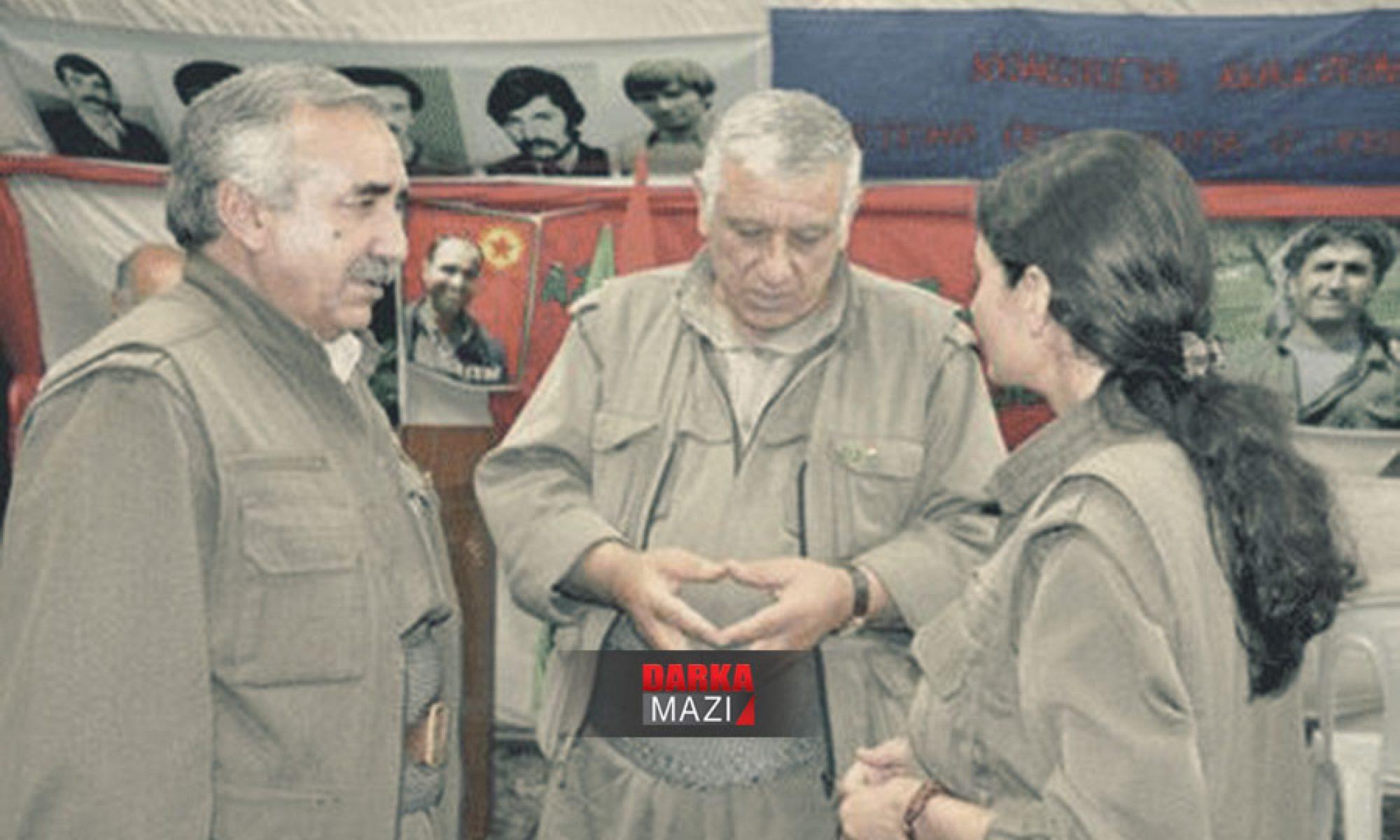 جهمیل بایك و موراد قارایلان