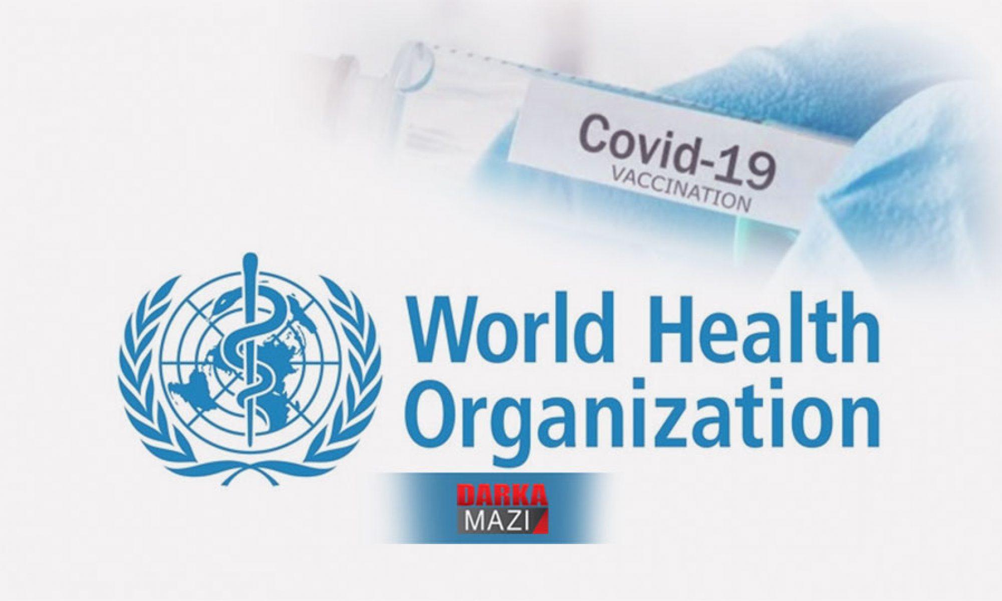 ساخلهمییا جیهانی: ڤاكسینا كۆرۆنایێ سالهك بۆ دڤێت
