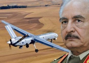لیبیا: خستنەخارا بالەفرەکە بێ پیلۆت ئا ترکیێ