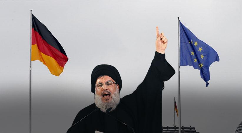 ئهلمانیا دخوازیت حزبوللا بێخیتهد لیستا تهرۆرێ دا