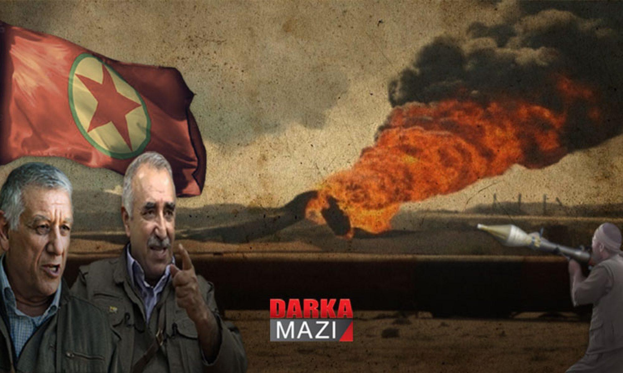 PKK-HPG-Kurdistan oil