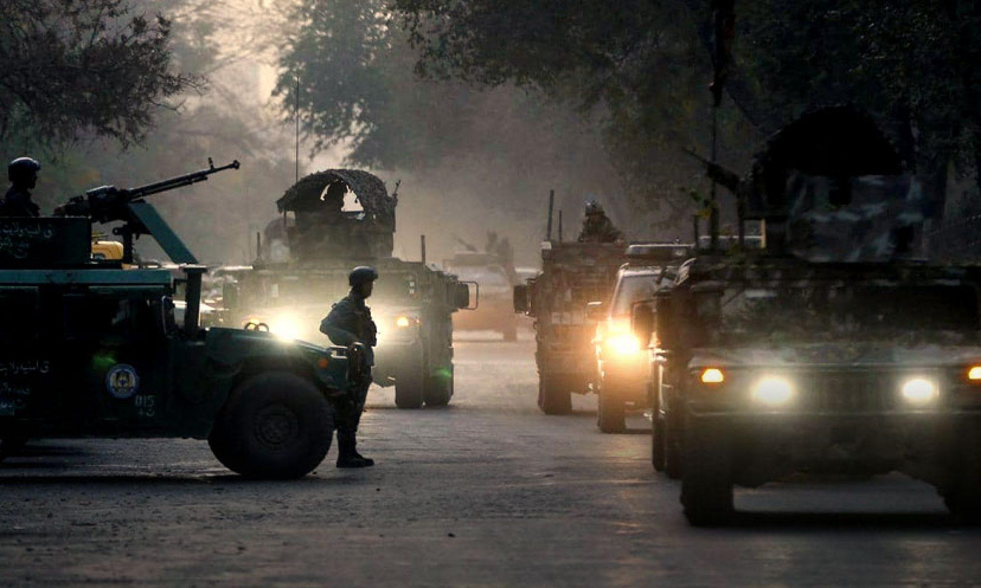 ئهفغانستان.. 2 تهقینان 34 كهس كوشتن