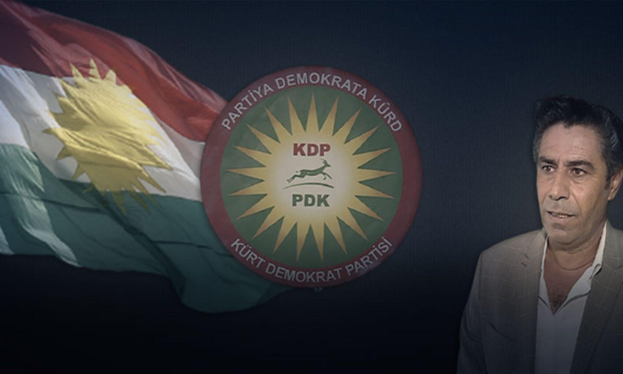 Partiyek bi navê Partiya Demokrat a Kurd hat damezrandin