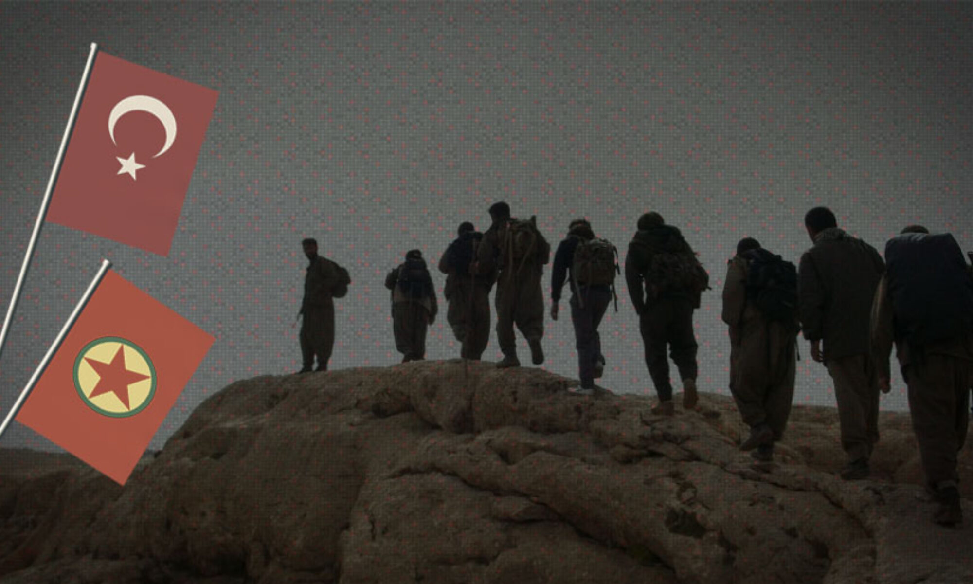 The number of PKK militants in Turkey decreased by 83% during the past 4 years (2)