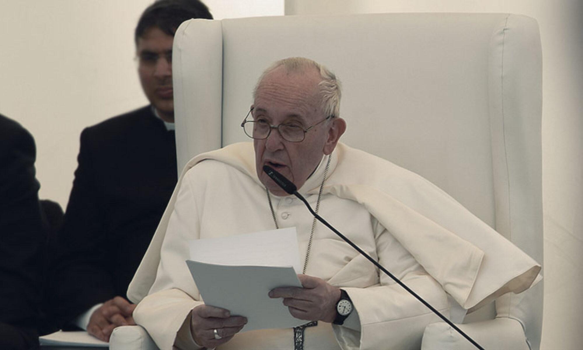 پاپا: ئەم نەڤیێن ئیبراھیمن و دڤێ ئەم براتییا خوە ژبیر نەکن
