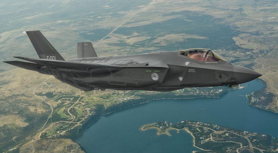 ئامەریکا ترکیا ژ پرۆژەیا F-35 دەرێخست