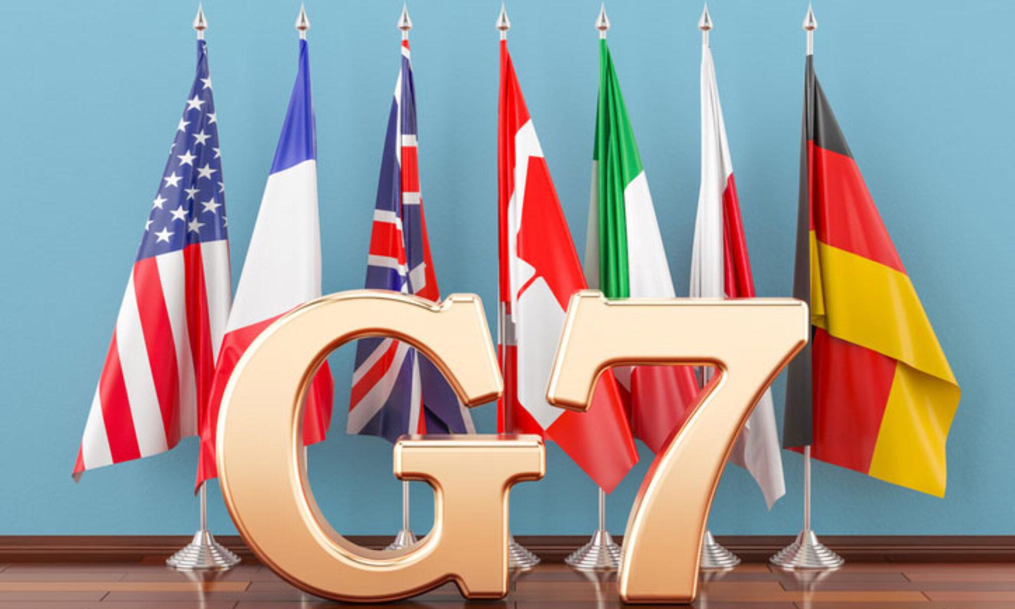 G7 ژ بۆ جێبەجێکرنا ھەموو بەندێن چارەسەریا سیاسی ل سووریێ پێکهاتن
