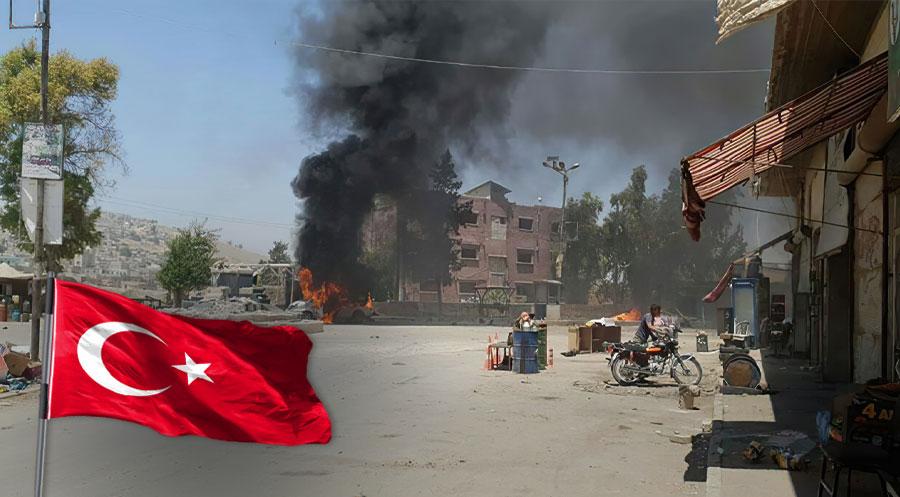 فەرماندارێ ئیستخباراتا ترکیێ ل عهفرینێ ھات کوشتنع