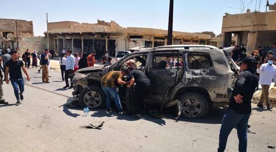 ترکیا: د بۆردوومانا شنگالێ دا 10 چەکدارێن پەکەکێ ھاتنە کوشتن