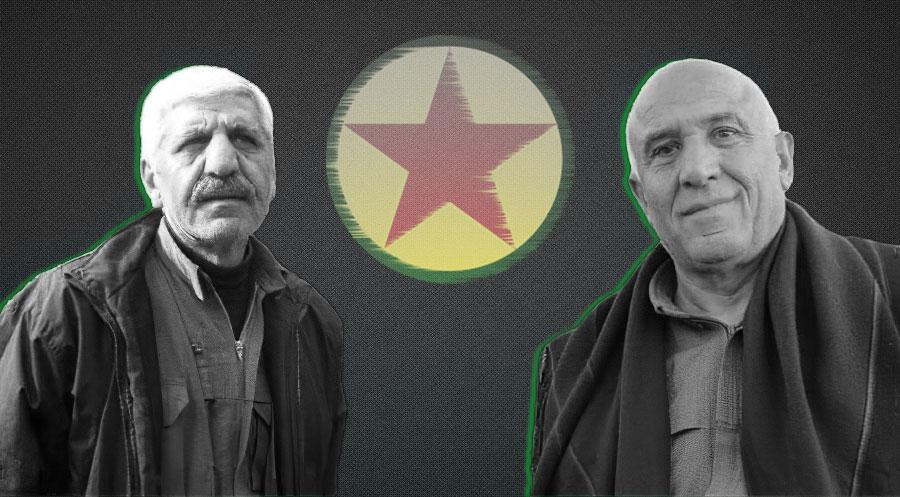pkk-kck-rojava-kurdistan-Îrfan Guler û Saît Uçlu (2)