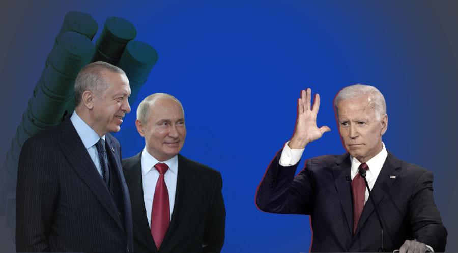 """Erdogan: Amerîka em neçar kirin""""S-400"""" ji Rûsyayê bikirin"""