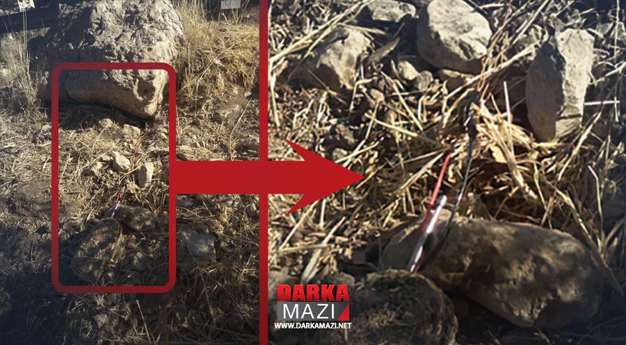 پهكهكه-بۆمب-بابیرێ-گهلیێ دهێ-PKK-duhok-TNT-Kurdistan