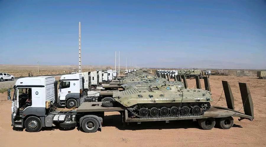 turkey-iran-azerbaijan-army (2)
